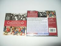 The Invention of Childhood by Hugh Cunningham CD-Audio, 2006) cds +inlays Are Ex