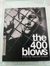 The 400 Blows (1959) Criterion Collection Truffaut 2009 Rare Oop