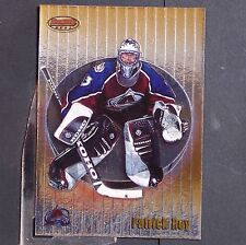 PATRICK ROY  1998/99  Bowman's Best  #28  Colorado Avalanche  Montreal Canadiens