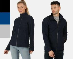 Regatta Mens & Womens Parkline Full Zip Fleece Jacket Quick Drying Workwear
