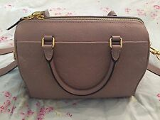 LOUIS VUITTON Empreinte Speedy Bandouliere 25 Mastic RARE Sold Out!!! EUC Gray