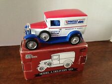 1993 Racing Champions Model A Delivery Van Bank; 1:25 Scale;