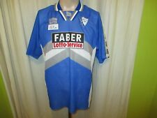 """VFL Bochum globe trotter dehors maillot 1999/00 """"Faber Lotto-SERVICE"""" Taille S-M"""