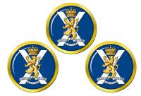 Royal Régiment de Ecosse, Armée Britannique Marqueurs de Balles de Golf