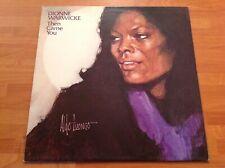 DIONNE WARWICKE - 1975 Vinyl 33rpm LP - THEN CAME YOU