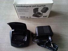 Chargeur de table pour Team UHF Dual Talk  neuf