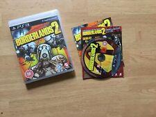 Borderlands 2 - (Sony PlayStation 3, 2013) Ps3