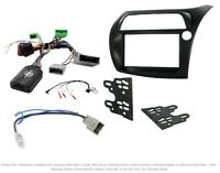 Honda Civic Mk8 Hatch 06-11 FN Double Din Car Stereo Complete Fitting kit