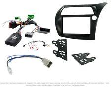HONDA Civic Mk8 Hatch 06-11 FN Auto Stereo Doppio DIN Kit di montaggio completo