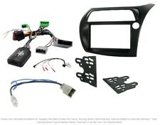 Honda Civic Mk8 escotilla 06-11 FN doble DIN coche estéreo kit de montaje completo