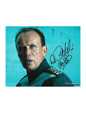 10x8 Star Trek: Into Darkness Print Signed by Peter Weller 100% Authentic + COA