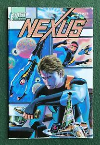 Nexus #13 First Comics Bronze Age Steve Rude Mike Baron sci fi superhero vf/nm