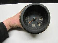 1957 MERCURY TURNPIKE CRUISER TACH TACHTOMETER RPM RARE OPTION TACH DRIVE