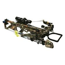 New Excalibur Suppressor 400TD Crossbow Package Mossy Oak Country Camo Model