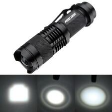 20000LM CREE XML T6 LED 14500/AA  Flashlight ZOOM Tactical