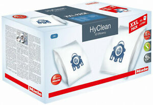 Miele GN Hyclean 3D Vacuum Bag Maxipack (16 Bags + 8 Filters) | XXL Value Pack