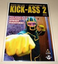 KICK-ASS 2 # 7 Marvel Icon Comic  May 2012  NM  PHOTO VARIANT COVER EDITION