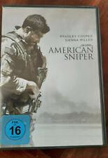 American Sniper (2015) BRADLEY COOPER SIENNA MILLER DVD VIDEO