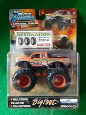 2004 Muscle Machines Ford Destination Bigfoot Monster Truck, #M064-04-03, NIP!