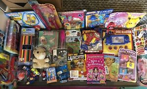 wholesale joblot brand new toys