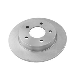 Disc Brake Rotor fits 2004-2013 Mazda 3  UQUALITY AUTOMOTIVE PRODUCTS