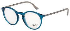 Ray Ban Eyeglasses RX 7132 5721 48 Blue,Grey Frame [48-20-145]