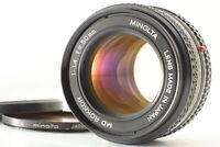 Minolta MD Rokkor 50mm f/1.4 Manual Focus Lens from Japan *Excellent 5+*