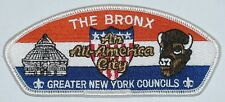 Greater New York Councils (NY) The Bronx S-3 CSP  BSA