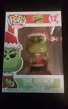 Funko pop 12 the grinch in stock ready to ship