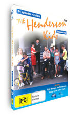 THE HENDERSON KIDS - COMPLETE SERIES ONE DVD SET - BRAND NEW