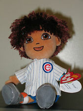 Ty Beanie Baby Diego (Chicago Cubs 2009 Sga) Mint with Mint Tags ~ Rare