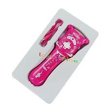 Pink Wireless Microphone Mic Karaoke Music Singing Toy Boys Girls Kids Children