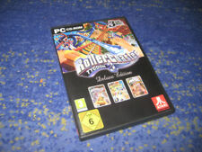 Rollercoaster Tycoon 3 Deluxe - PC in DVD Hülle deutsche Version