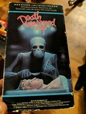 Death Warmed Up Vestron Video RARE Aussie/New Zealand Horror VHS HTF NICE SHAPE!