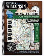 Southern Wisconsin All-Outdoors Atlas & Field Guide | Sportsman's Connection
