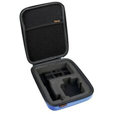NEW XSories Small Capxule Soft Case w/ Pre-Cut Foam Inlay for GoPro Camera BLUE