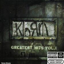 Korn - Greatest Hits - Volume 1 - NEW CD Album    (Parental Advisory, 2004)