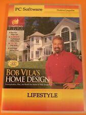 Bob Vila's Home Design PC CD-ROM Lifestyle