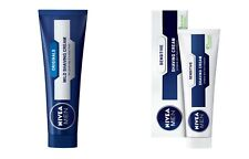 Nivea Men Mild Shaving Cream Original Mild Minerals Vitamin All Skin Type 100 ml