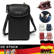 Handy Umhängetasche Crossbody Schultertasche Smartphone Geldbörse Handtasche NEW