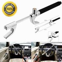 Universal Car Van Steering Wheel Lock Anti Theft Clamp Security Safety Lock Hook