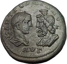 GORDIAN III & SERAPIS 238AD Marcianopolis Serapis Demeter Roman Coin i50906