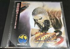 Road To The Final Victory 3 For Neo Geo CD System Japanese **USA SELLER*