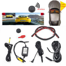 Night vision Intelligent remote control side view camera system car dvr vision