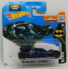 Hotwheels THE DARK KNIGHT BATMOBILE 3/5 - 228/250 BATMAN 2016