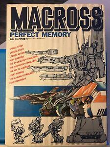 Macross Perfect Memory Art Book 1983