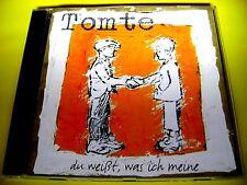 TOMTE - DU WEIßT, WAS ICH MEINE  |  eBay Shop 111austria