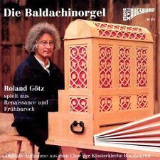 ██ ORGEL ║ Rohlf-Baldachinorgel ║ Renaissance und Frühbarock ║ Roland Götz