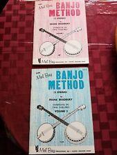 MEL BAYS 5 STRING  BANJO METHOD VOL.1 2