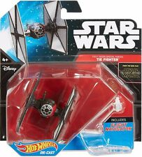 HOT WHEELS STAR WARS: THE FORCE AWAKENS - FIRST ORDER SPECIAL FORCES TIE FIGHTER